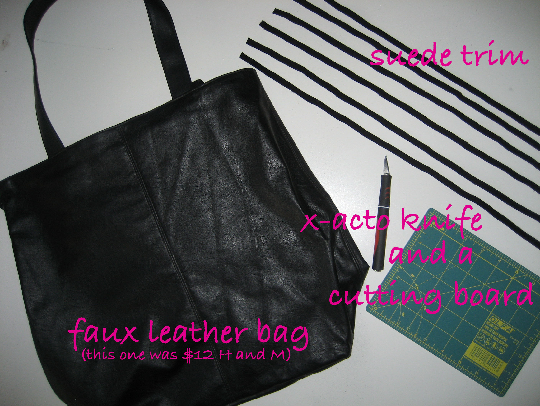 diy leather handbags xx9diiwc