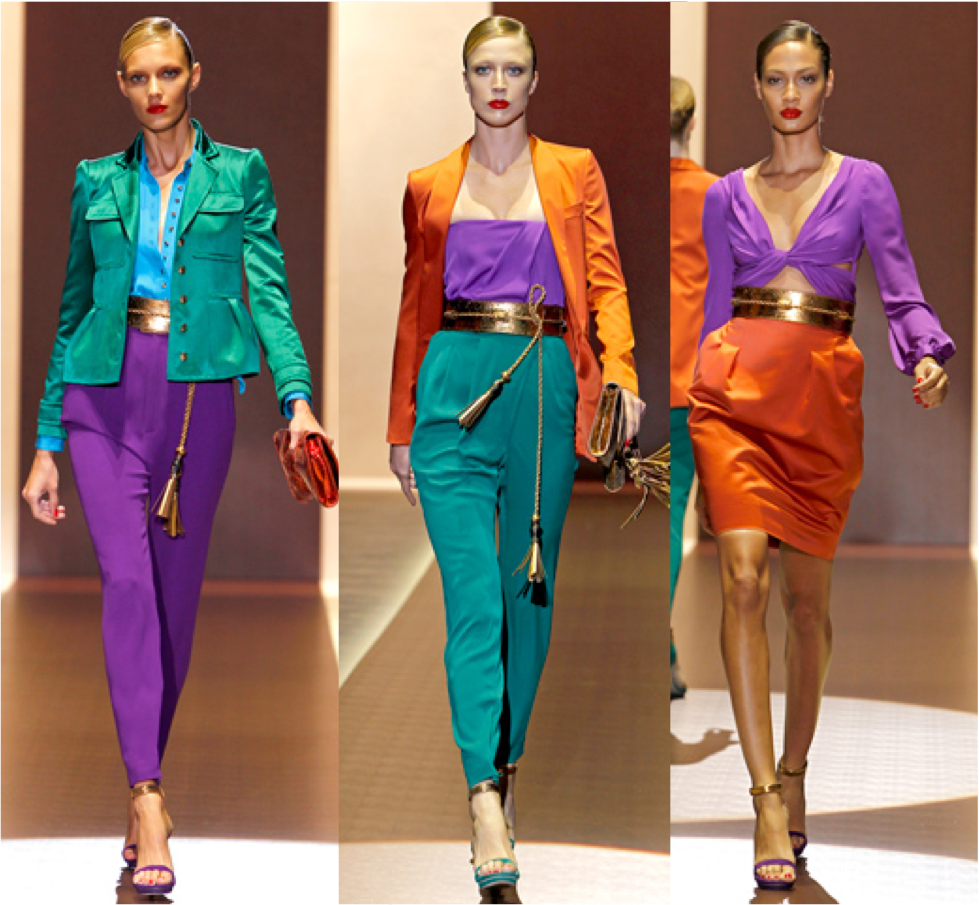 Fashion Color Trends Womens