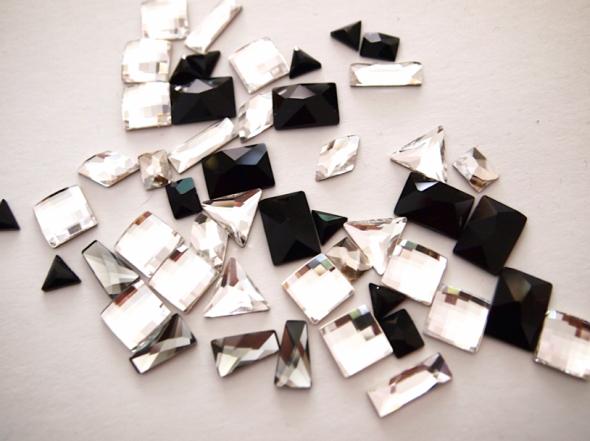 Glitter N Glue DIY Swarovski Crystal Cuff  CRYSTALS