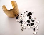 Glitter N Glue DIY Swarovski Crystal Cuff MATERIALS