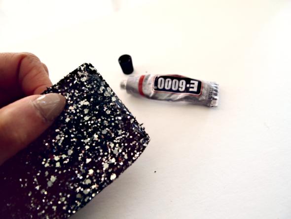 Glitter 'N Glue DIY Glitter Coffee Sleeve GLUE