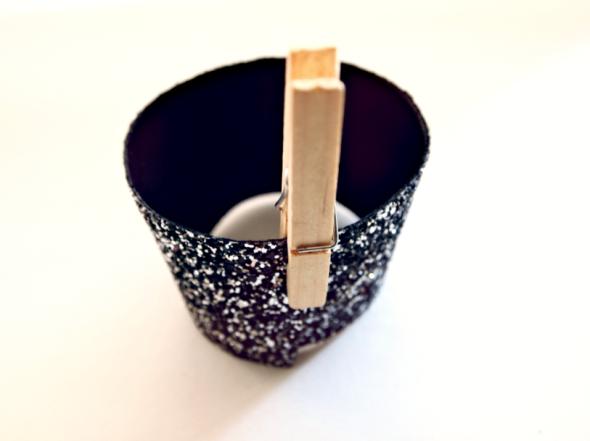 Glitter 'N Glue DIY Glitter Coffee Sleeve PIN