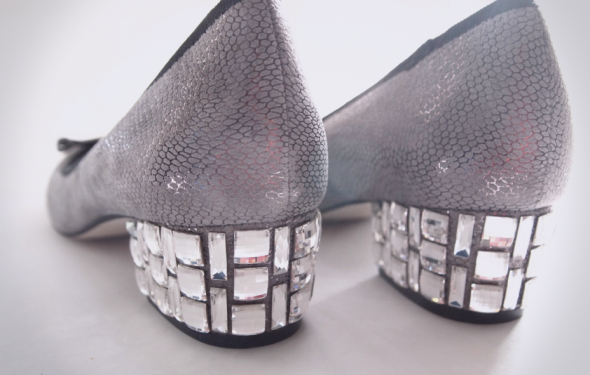 Glitter N Glue DIY Miu Miu Inspired Swarovski  Crystal Flat DETAIL