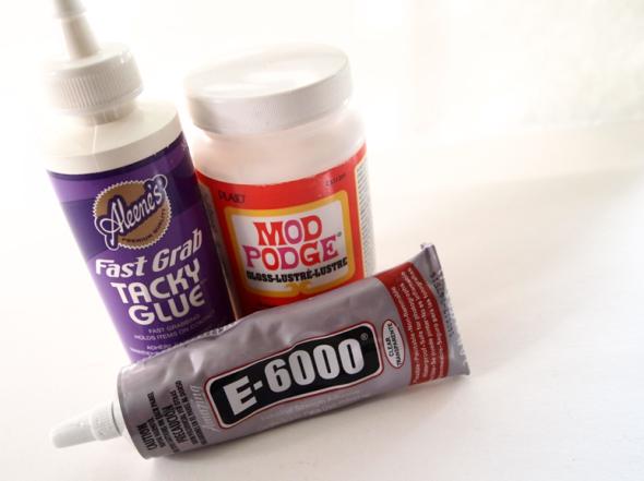Glitter N Glue DIY The Best Glues To Use YouTube Video