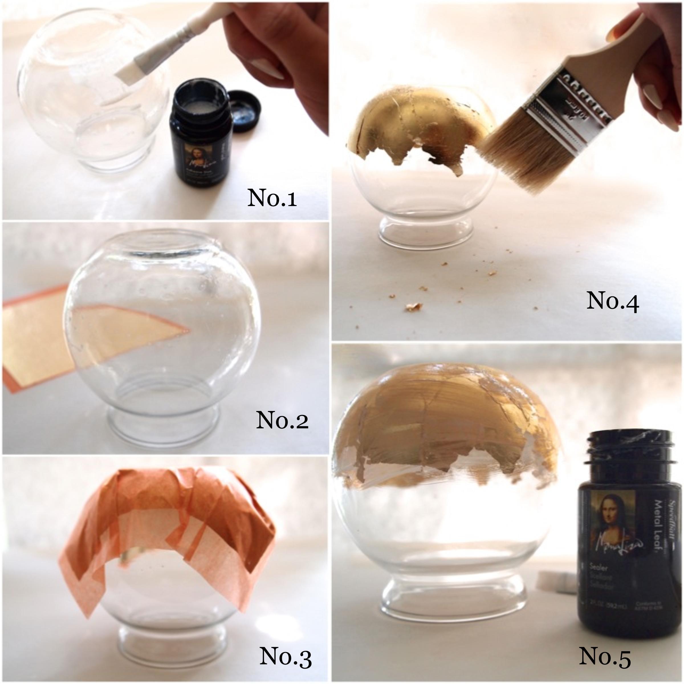 How to Make Leaf Vases