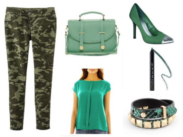 Fashion Friday Green For St Patricks Day