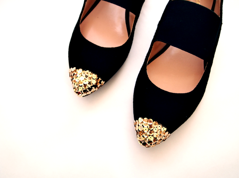 Sequince Flat Shoes
