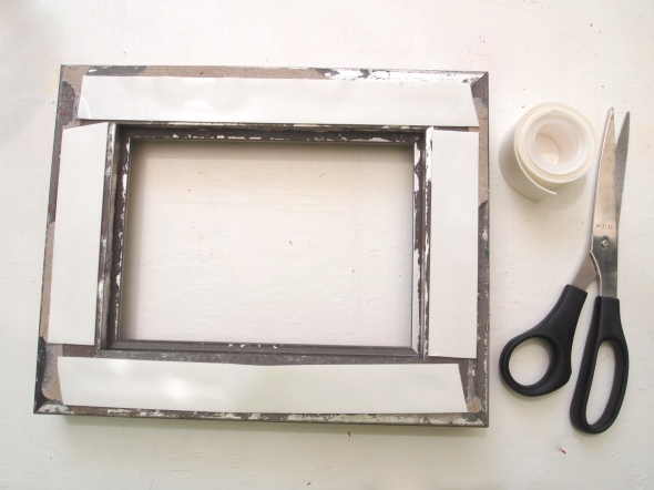 Glitter 'N Glue DIY Framed Fish Tank  - Aquarium TAPE