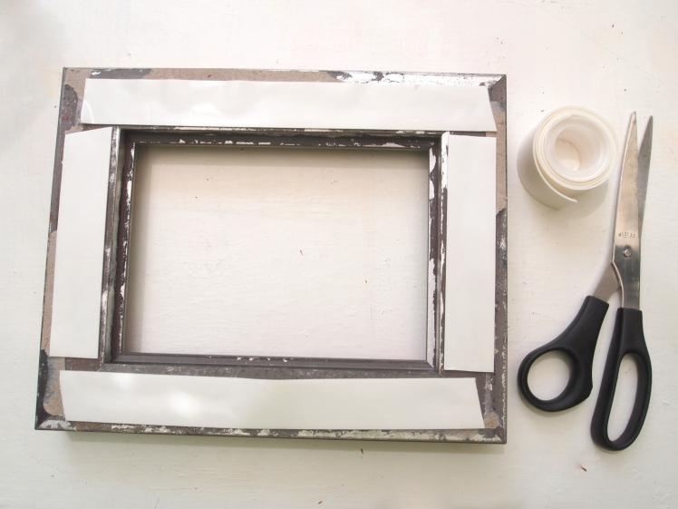 Glitter 'N Glue DIY Framed Fish Tank  - Aquarium TAPE