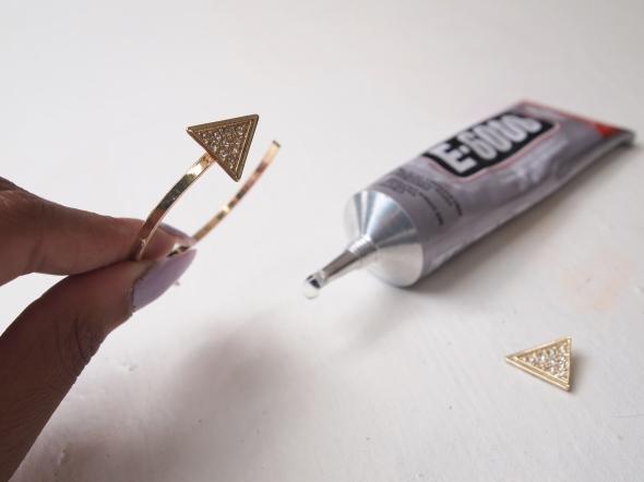 Glitter N Glue DIY Skinny Cuff  GLUE