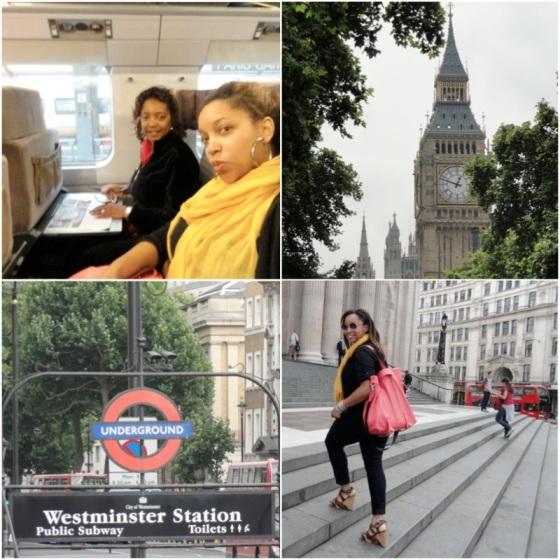 Glitter N Glue Kristen Turner London Travels I Gets Around