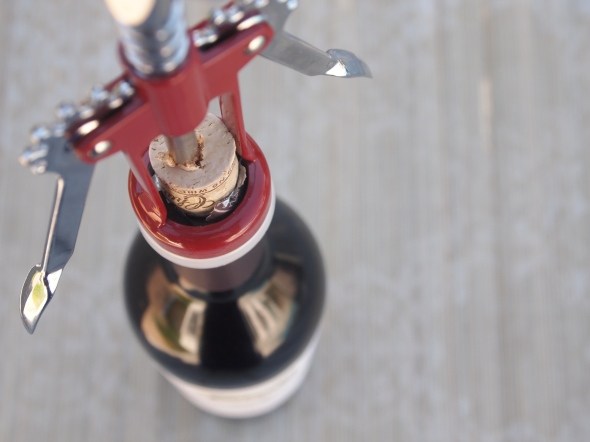 Glitter N Glue DIY Decorative Door Know Wine Cork UNCORK