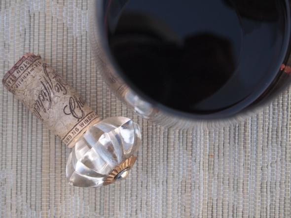 Glitter N Glue DIY Decorative Door Know Wine Cork CORK