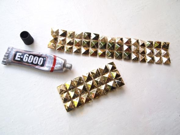Glitter N Glue DIY Sole Society Julianne Hough Stud Embellishment Pump GLUE
