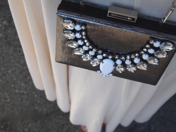 Glitter 'N Glue DIY Jeweled Embellished Clutch