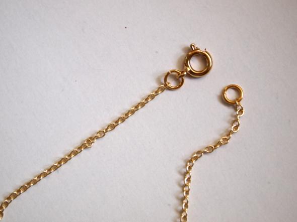 Glitter N Glue Delicate Swarovski Necklace DIY CLASP