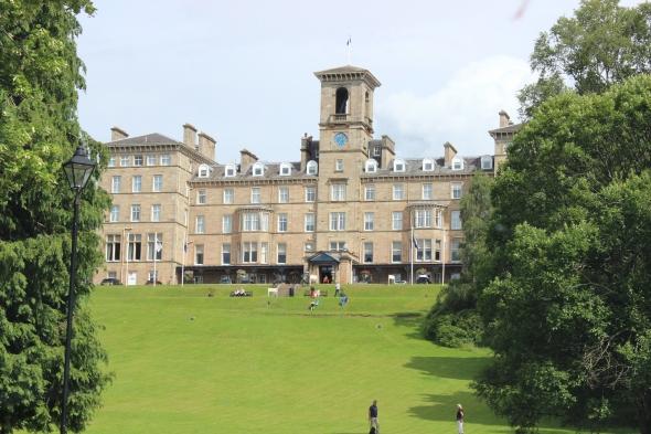 Edinburgh Scotland Tea Time 4