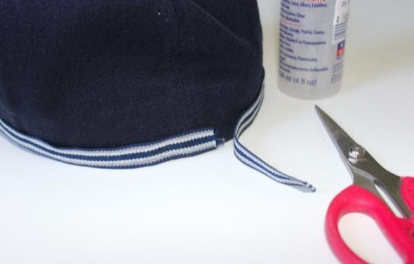GNG Embellished Ball Cap DIY CUT