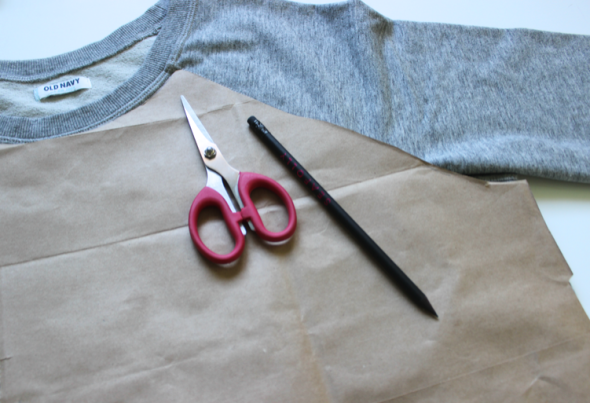 GNG Sequin Embellished sweatshirt DIY  PATTERN