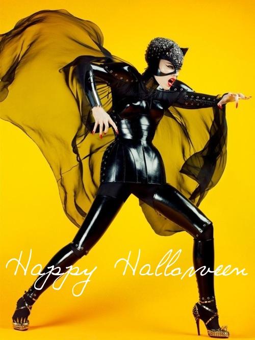 Happy Halloween Glitter N Glue