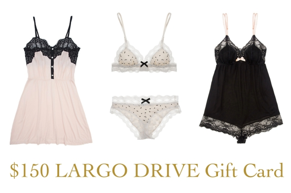 Largo Drive Gift Card Giveaway