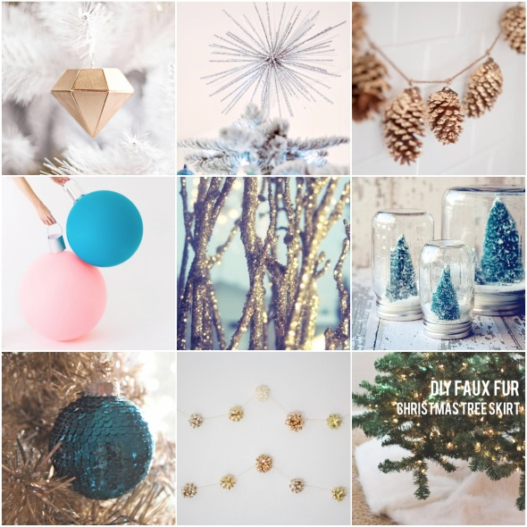 a collection of holdaiy diy round up glitter n glue