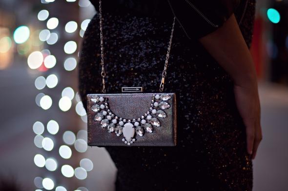 Miss Kris Window Shopping Rodeo 7 DIY Jeweled Clutch