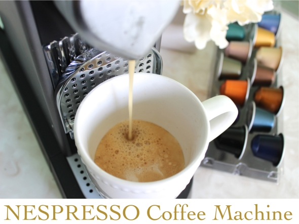 Nespress Coffee Machine