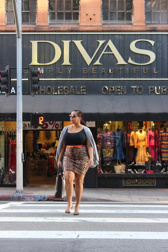 Miss Kris Back To Business Glitter N Glue JustFab 4
