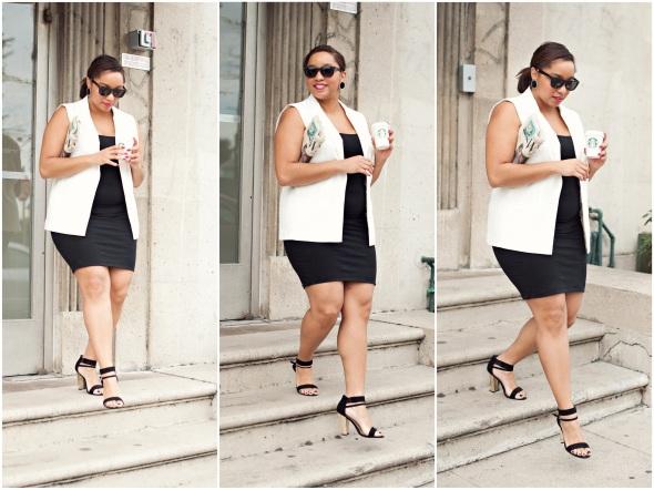 Miss Kris DIY Chanel Inspired Button Earrings Glitter N Glue Stairs