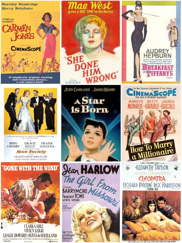 vintage movie posters miss kris oscars