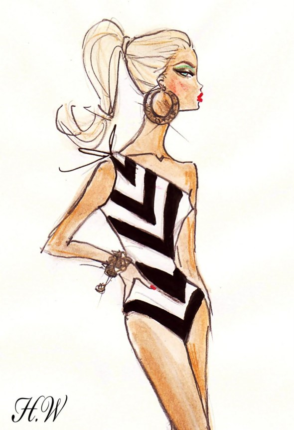 Hayden Williams Illustrations Miss Kris 12