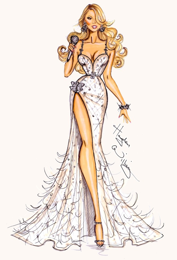 Hayden Williams Illustrations Miss Kris 15