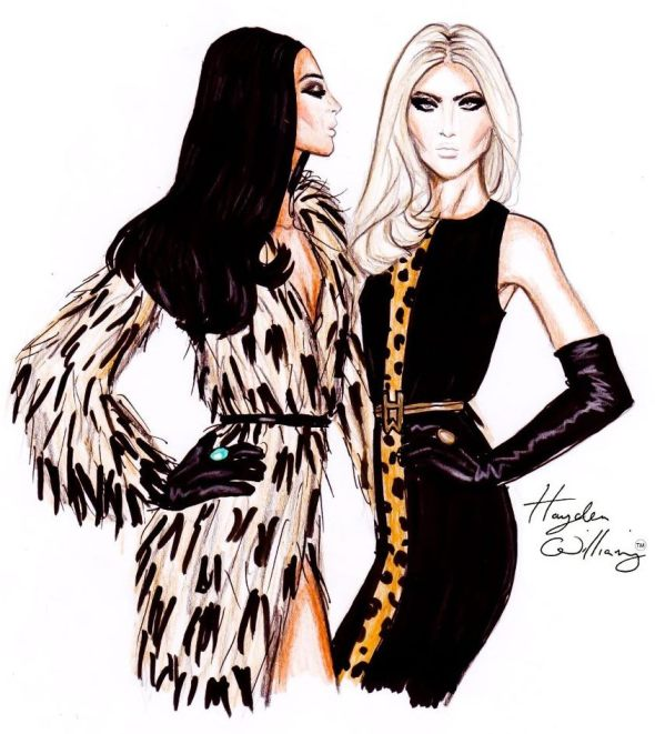 Hayden Williams Illustrations Miss Kris 5