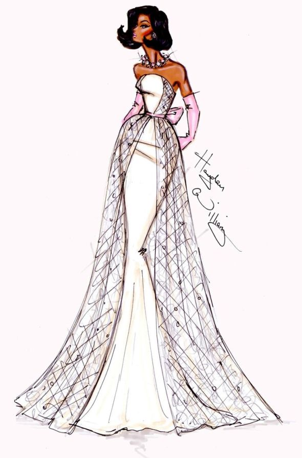 Hayden Williams Illustrations Miss Kris 9
