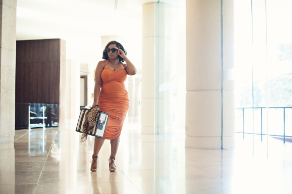 Miss Kris Beverly Hilton Los Angeles Staycation 4