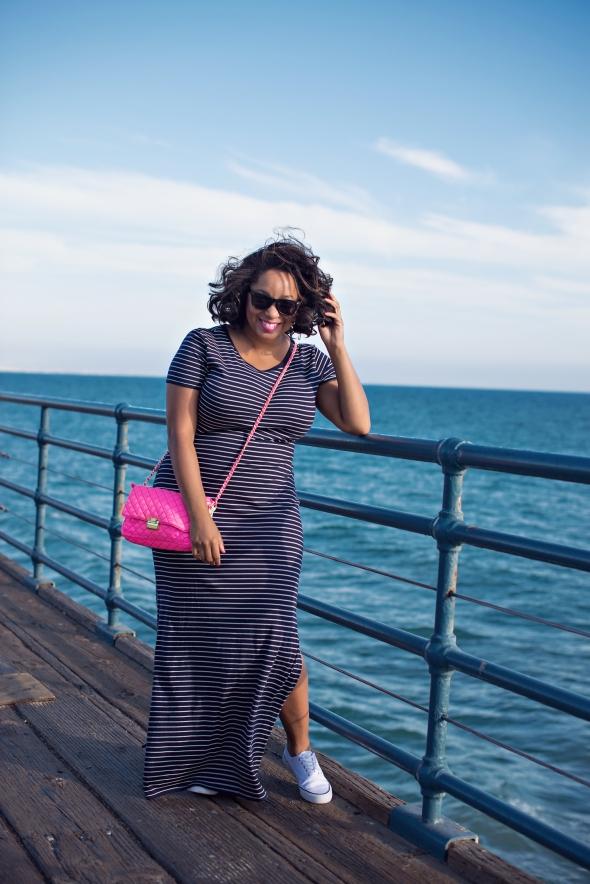 Miss Kris Loves LA Santa Monica Pier 4
