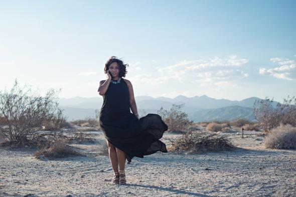 Miss Kris Darling Magazine Sylvia Gunde Photography Palm Springs Desert 2