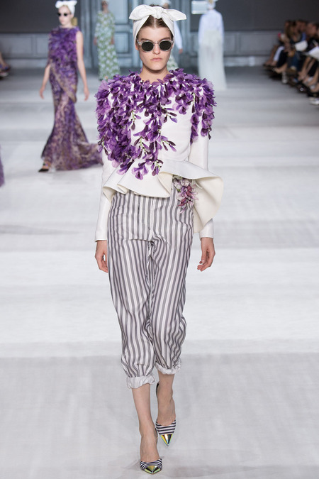 Miss Kris Giambattista Valli Fall 2014 - 11 STYLE