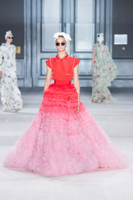 Miss Kris Giambattista Valli Fall 2014 - 14 STYLE