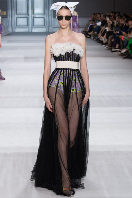 Miss Kris Giambattista Valli Fall 2014 - 8 STYLE