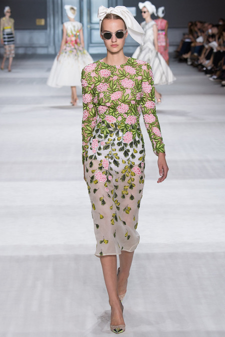 Miss Kris Giambattista Valli Fall 2014 - 9 STYLE