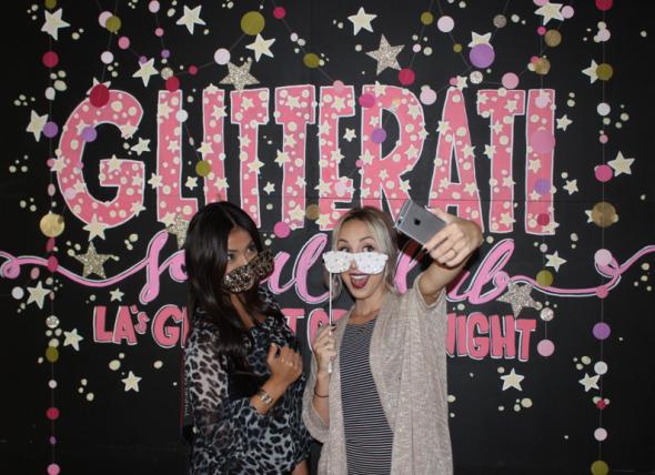 Glitterati Social Club October Miss Kris Maker City LA 4