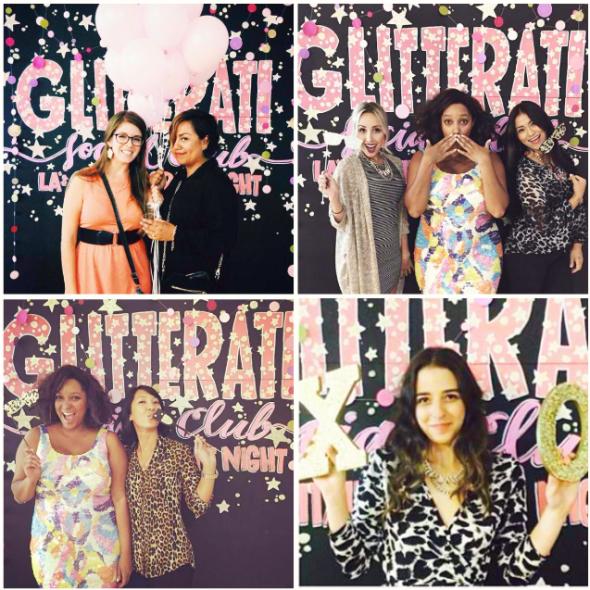 Glitterati Social Club October Miss Kris Maker City LA 6