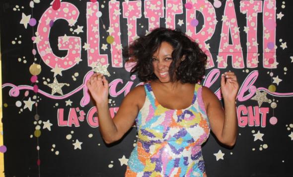 Glitterati Social Club October Miss Kris Maker City LA 7